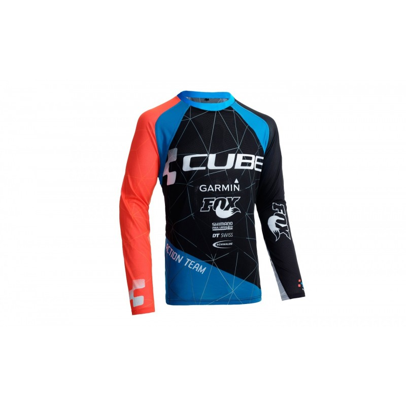 Maillot Action Team long