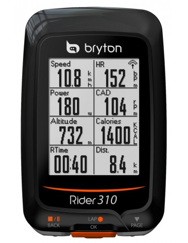 GPS Rider 310