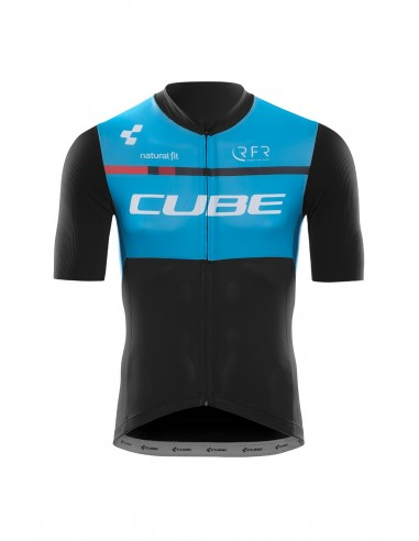Maillot CUBE Team LINE Manches courtes