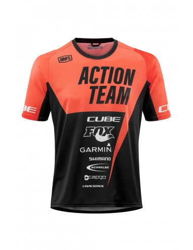 Maillot Action Team court